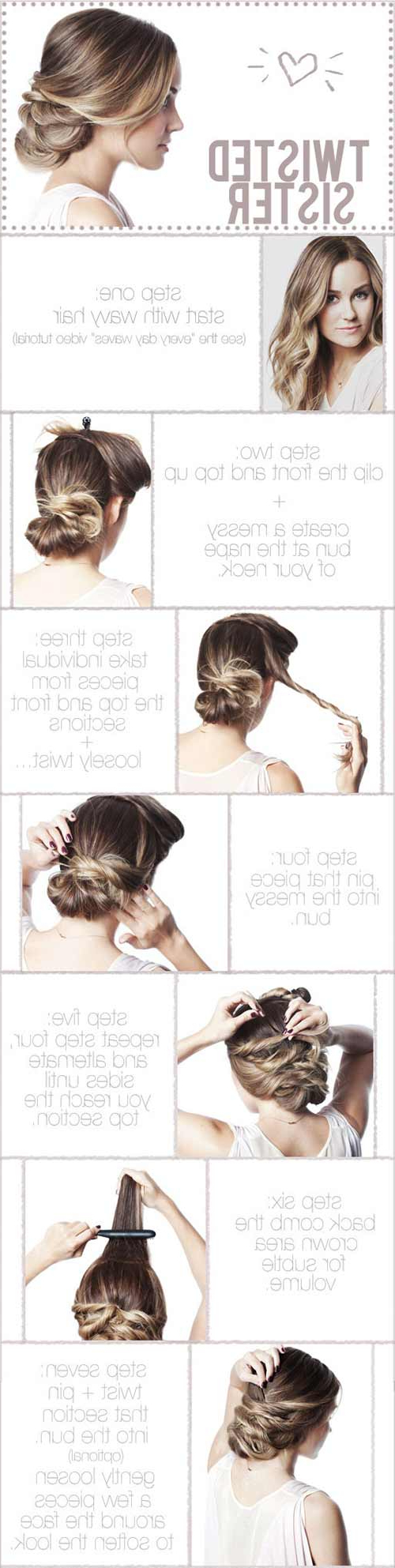 Most Current Messy Bun Prom Hairstyles With Long Side Pieces With 20 Stunning And Quick Updo Hairstyles (View 15 of 20)