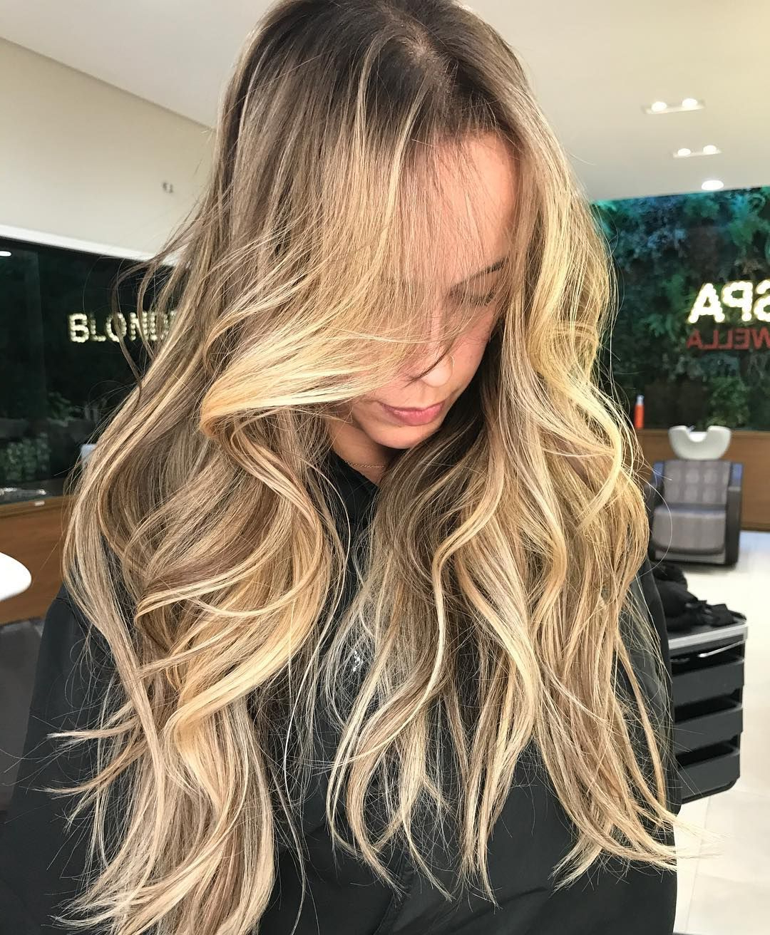 Most Current Windswept Layers For Long Hairstyles With Regard To 90 Best Long Layered Haircuts – Hairstyles For Long Hair (View 17 of 20)