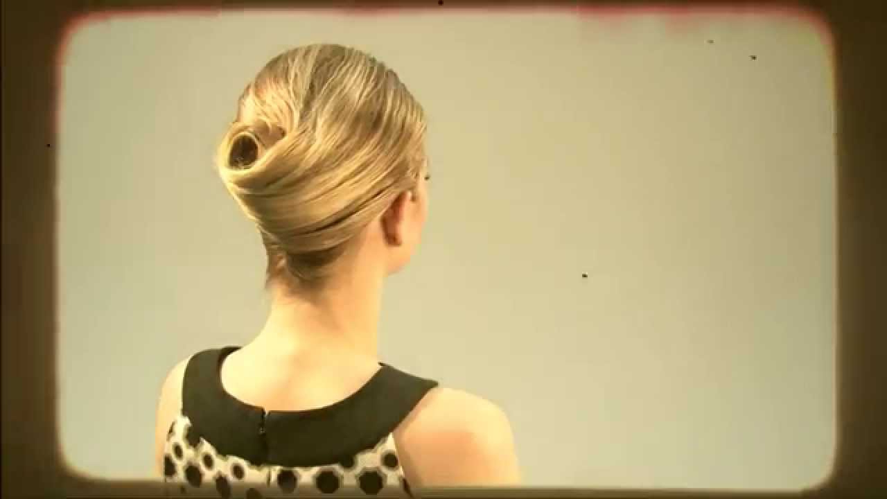 "Most Popular Classic French Twist Prom Hairstyles With How To Do A Classic French Twist""mary Brunetti For Intercoiffure (View 8 of 20)"