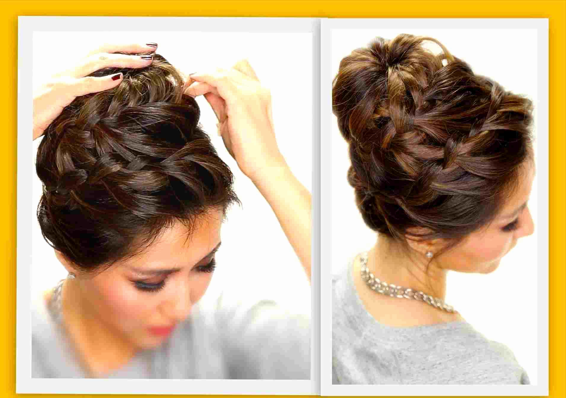 Most Popular Messy High Bun Prom Updos Inside Messy Bun With Bangs For Prom (View 18 of 20)