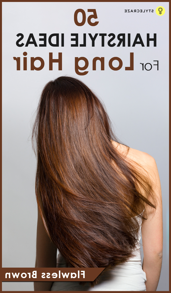 Most Recent Sleek, Straight Tresses For Long Hairstyles In 50 Hairstyles For Long Straight Hair (View 10 of 20)