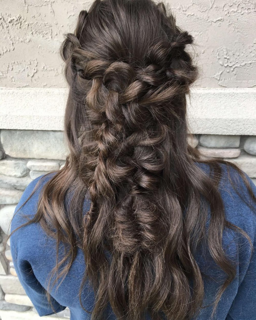 Most Recently Released Gorgeous Waved Prom Updos For Long Hair Intended For 31 Prom Hairstyles For Long Hair That Are Gorgeous In  (View 12 of 20)
