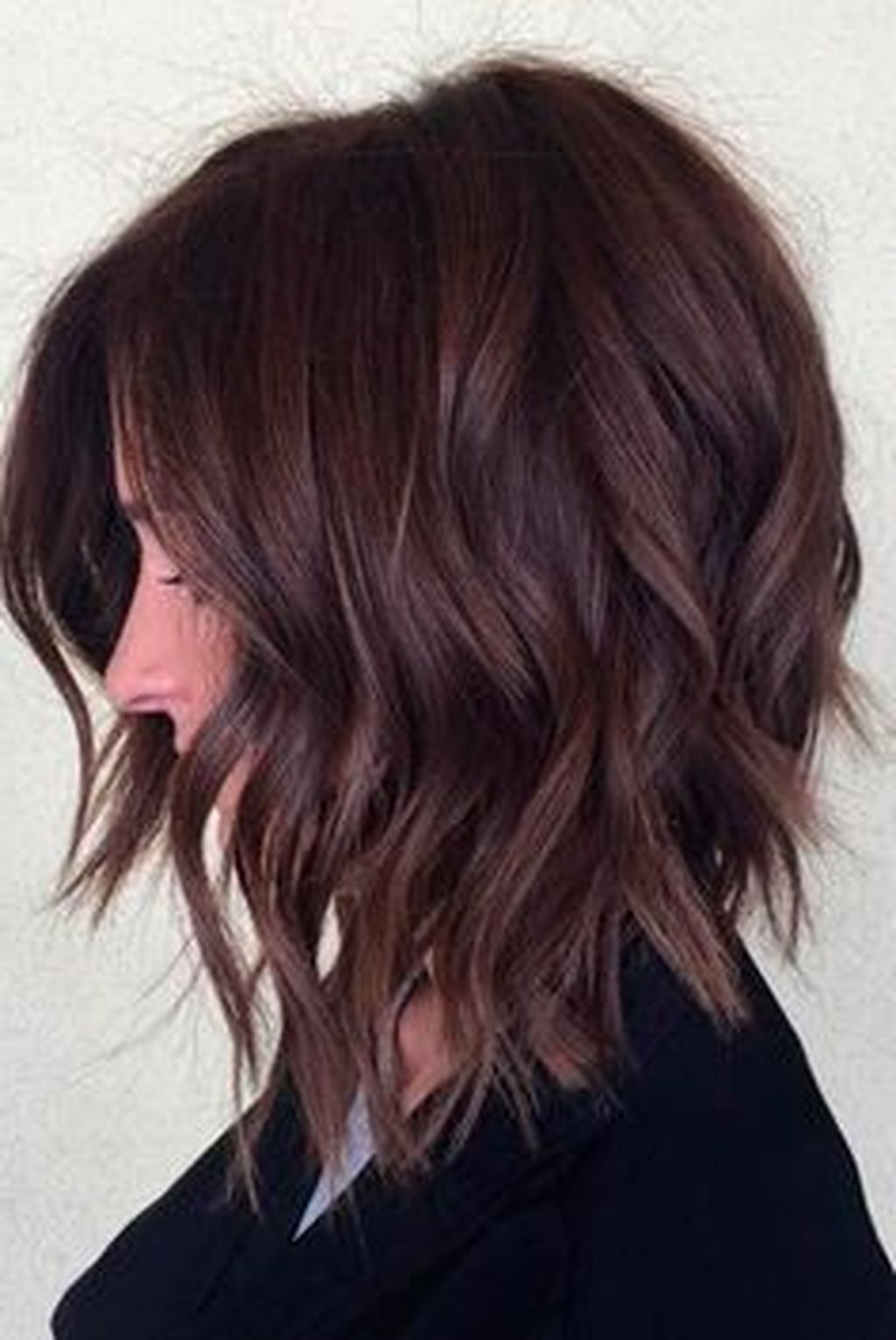 Most Recently Released Long Texture Revealing Layers Hairstyles With Textured Revealing Layered Haircuts Ideas (View 6 of 20)