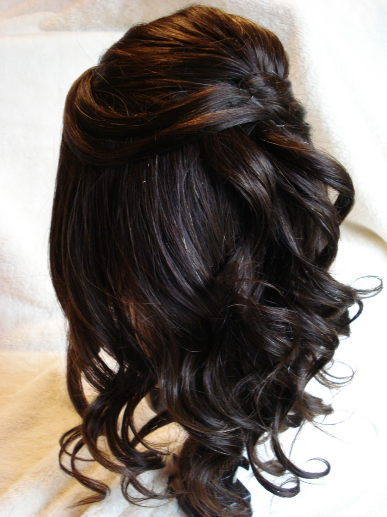 Most Recently Released Rosette Curls Prom Hairstyles With 100+ Delightful Prom Hairstyles, Ideas, Haircuts (View 14 of 20)