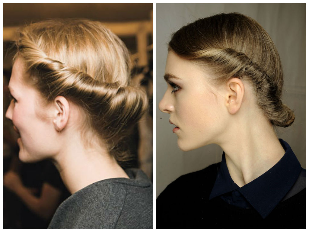 Most Up To Date Twisted Side Roll Prom Updos Within Easy Updo Ideas For Short Hair – Hair World Magazine (View 10 of 20)