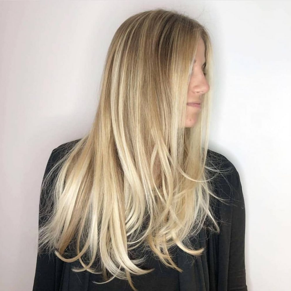 Newest Ponytail Layered Long Hairstyles Intended For 26 Prettiest Hairstyles For Long Straight Hair In  (View 16 of 20)