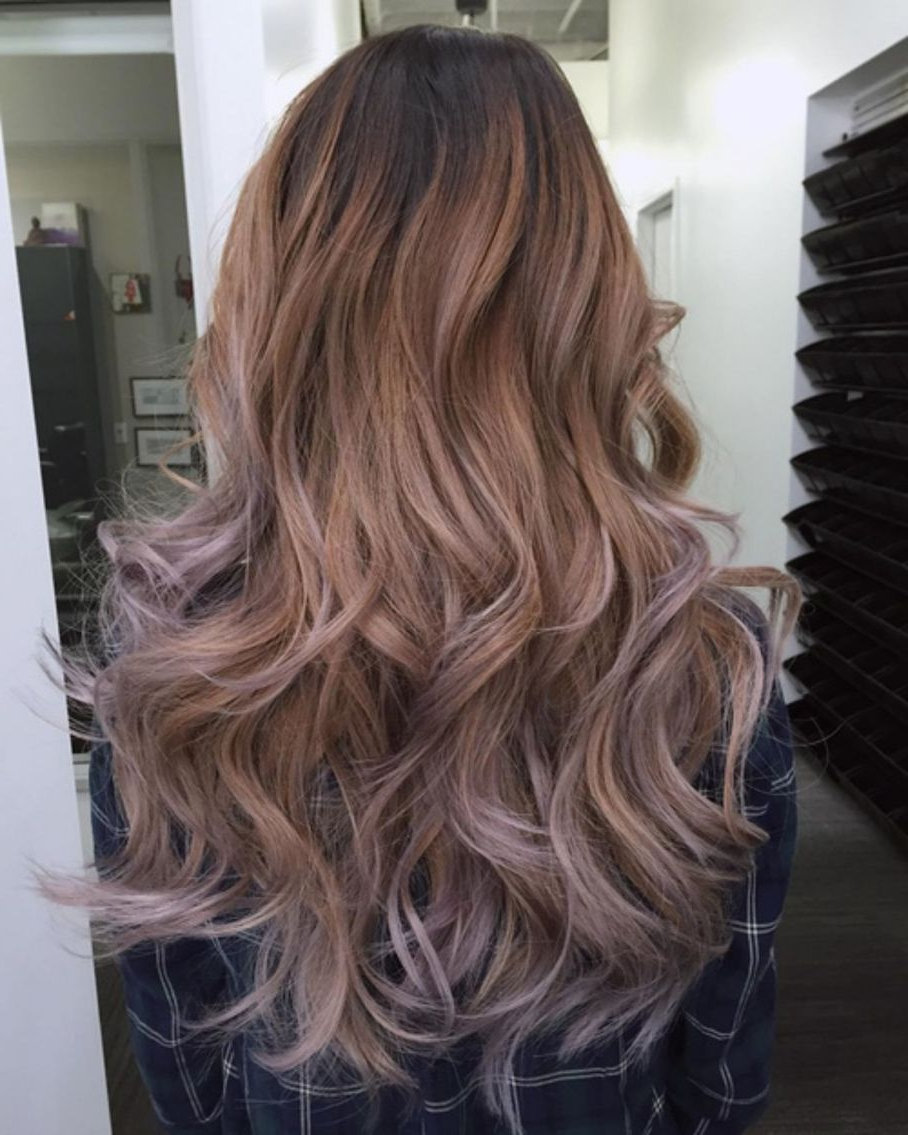 Ombré In Well Liked Long Voluminous Ombre Hairstyles With Layers (Gallery 1 of 20)