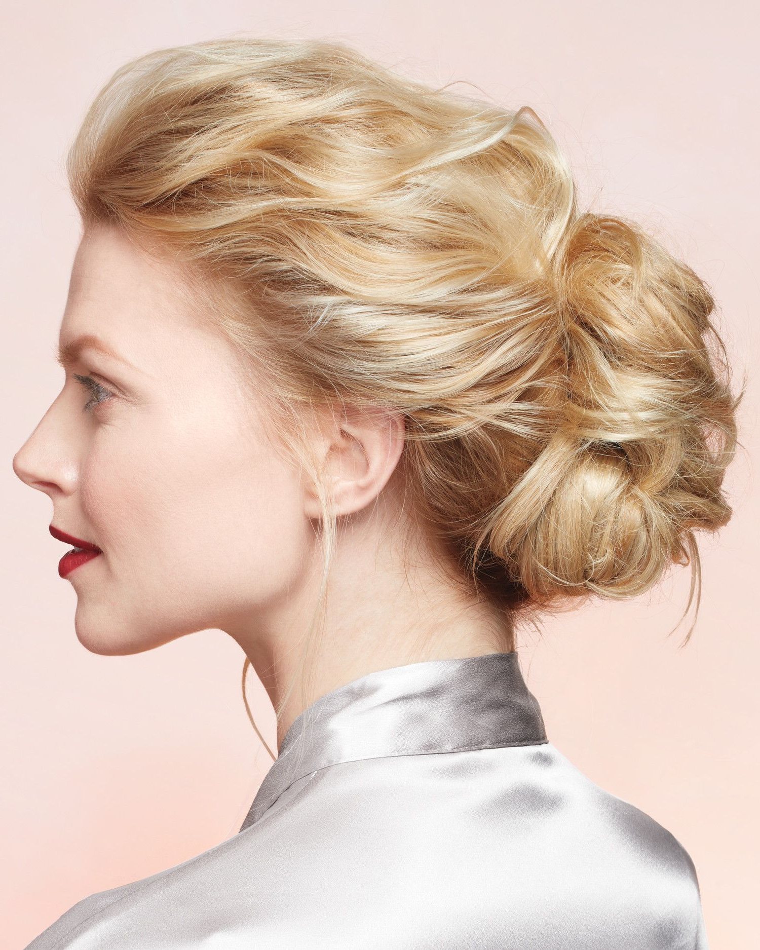 Pinterest With Well Liked Spirals Side Bun Prom Hairstyles (View 7 of 20)