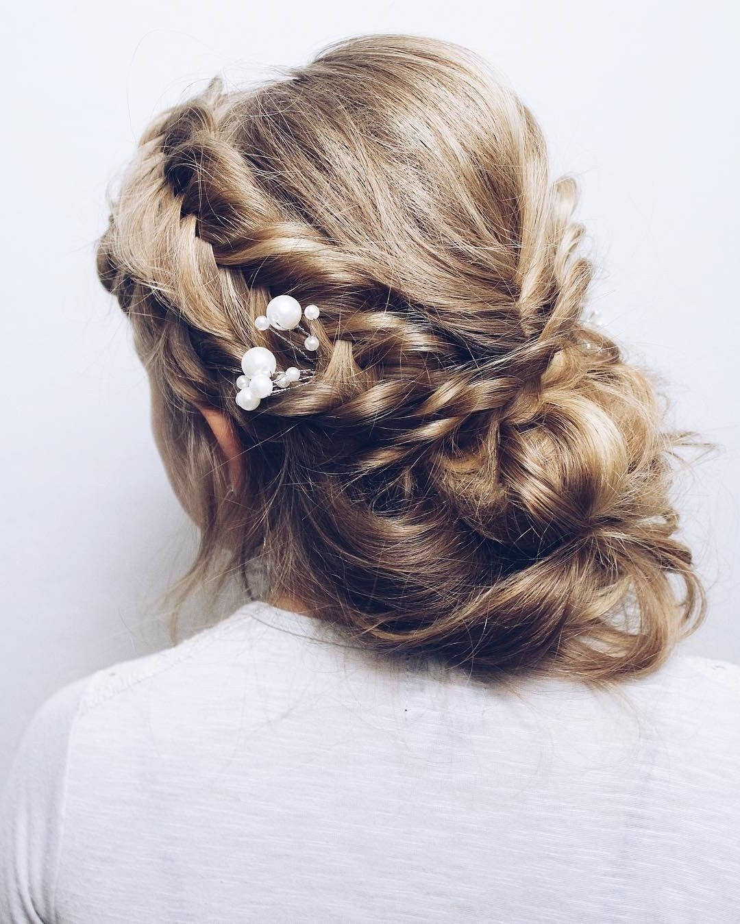 Popular Blooming French Braid Prom Hairstyles Intended For 61 Wedding Ready Braids In (View 14 of 20)