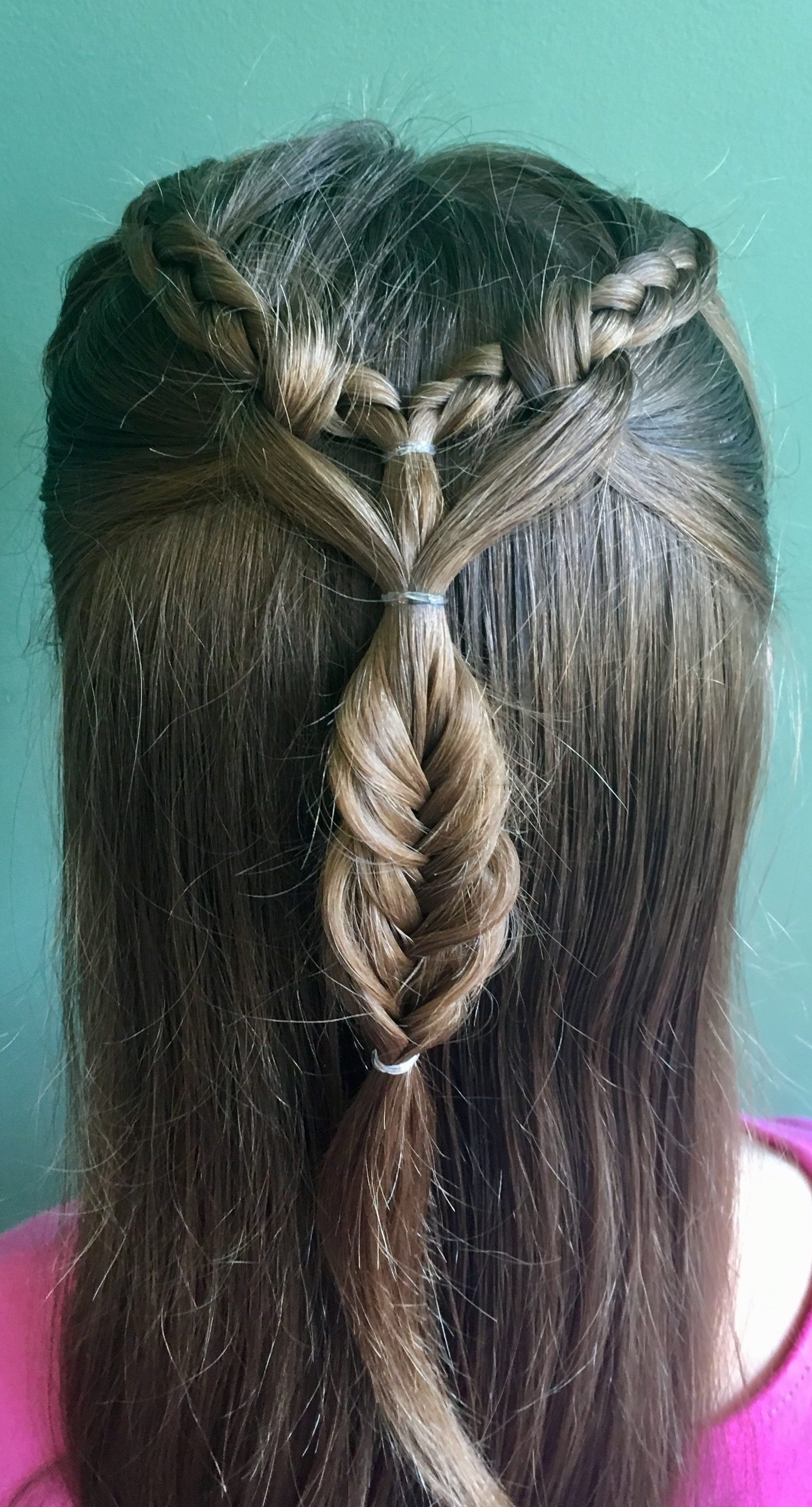 Popular Braid Spikelet Prom Hairstyles For 37 Dutch Braid Hairstyles – Braided Hairstyles With Tutorials – With (View 16 of 20)