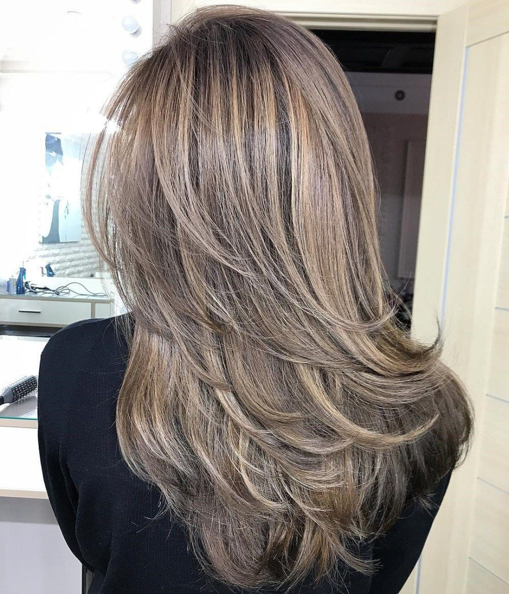 Preferred Full Voluminous Layers For Long Hairstyles In 20 Stylish Low Maintenance Haircuts And Hairstyles In 2019 (Gallery 13 of 20)