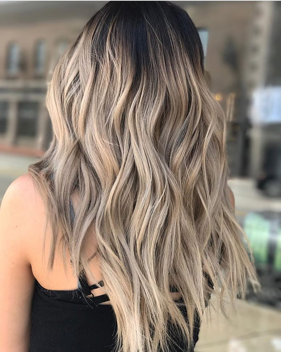 Preferred Windswept Layers For Long Hairstyles Inside 10 Layered Hairstyles & Cuts For Long Hair In Summer Hair Colors (Gallery 10 of 20)