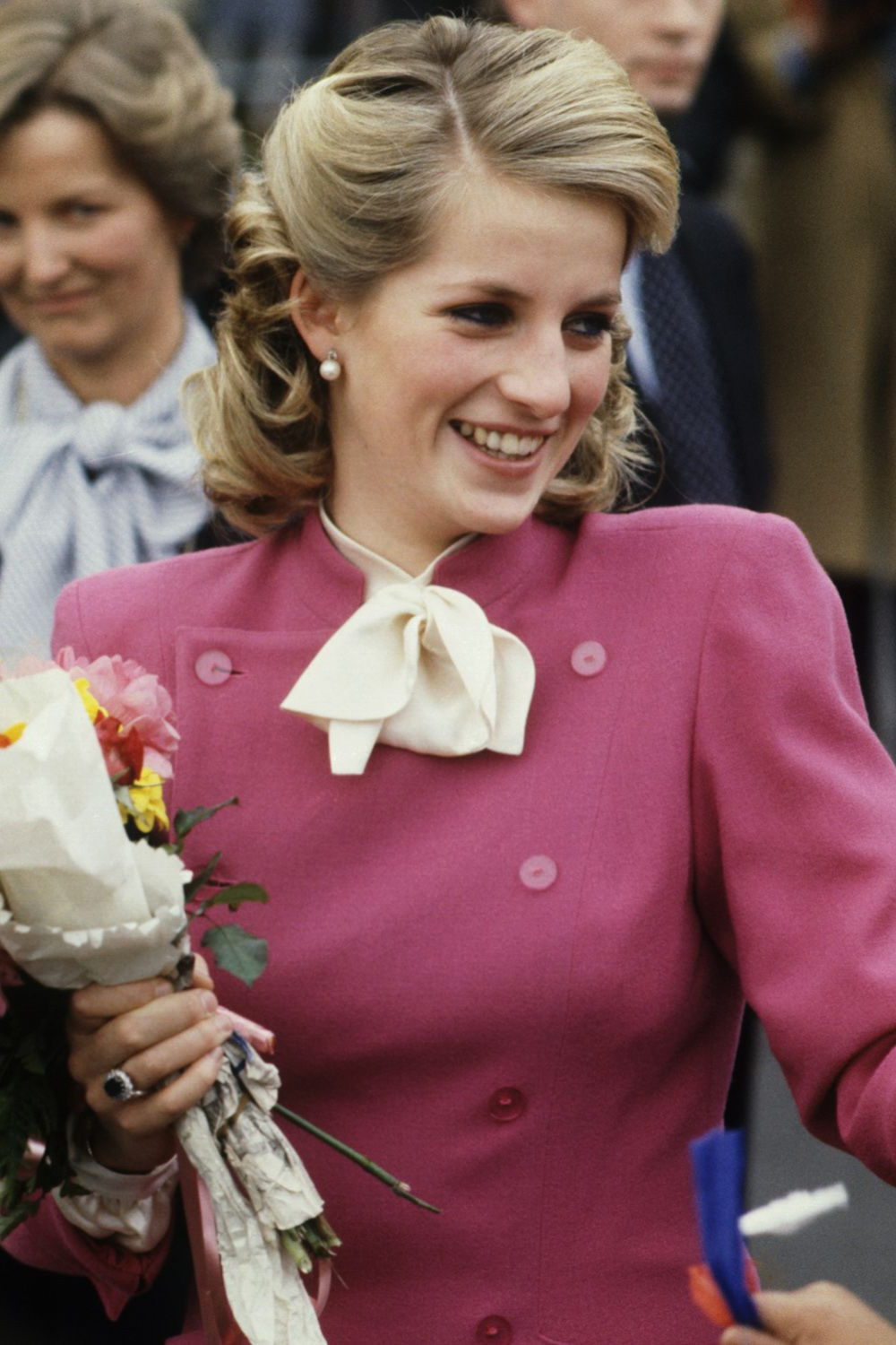 Princess Diana Hairstyles And Cut – Princess Diana Hair With Regard To Current Princess Like Side Prom Downdos (View 11 of 20)