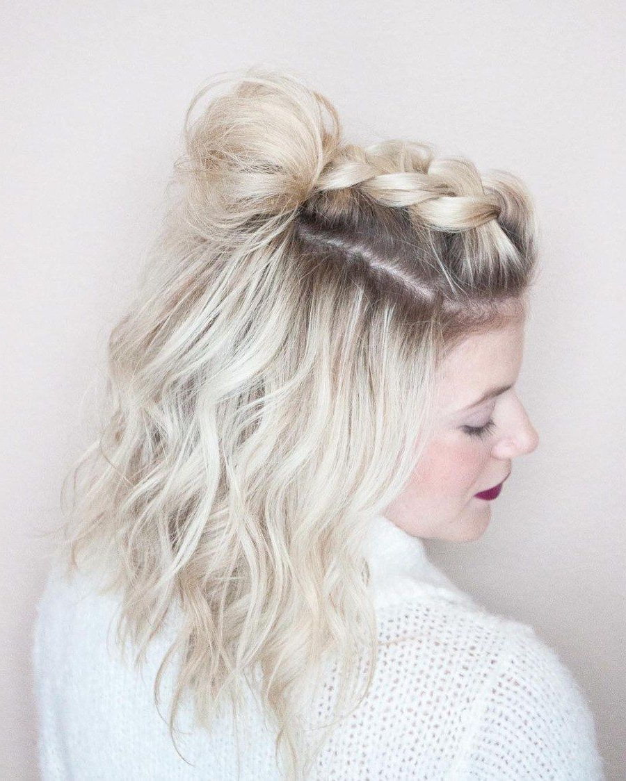 Prom Hairstyles For (View 17 of 20)