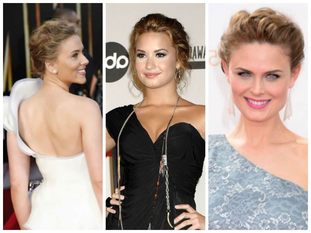 Prom Hairstyles That Match Your Dress (View 17 of 20)