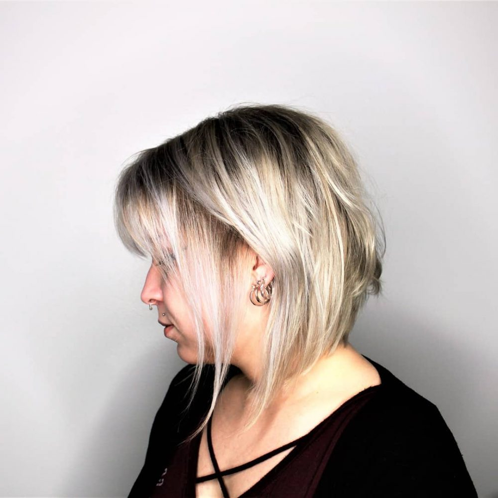 Recent Messy Layered Haircuts For Fine Hair Throughout 46 Perfect Short Hairstyles For Fine Hair In (View 16 of 20)