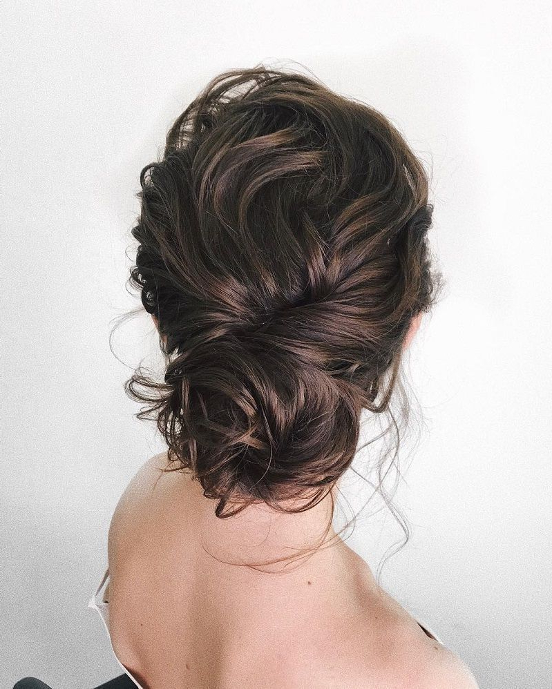 Textured Updo, Updo Wedding Hairstyles,updo Hairstyles,messy Updos Intended For Trendy Complex Looking Prom Updos With Variety Of Textures (View 14 of 20)