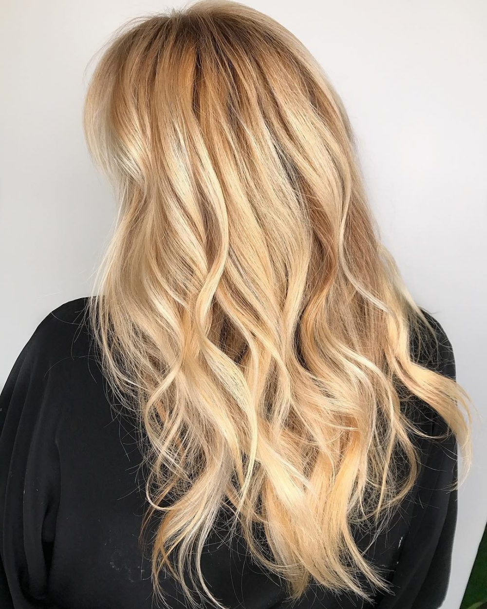 Top 30 Long Blonde Hair Ideas Of 2019 With 2019 Brown Blonde Hair With Long Layers Hairstyles (View 15 of 20)