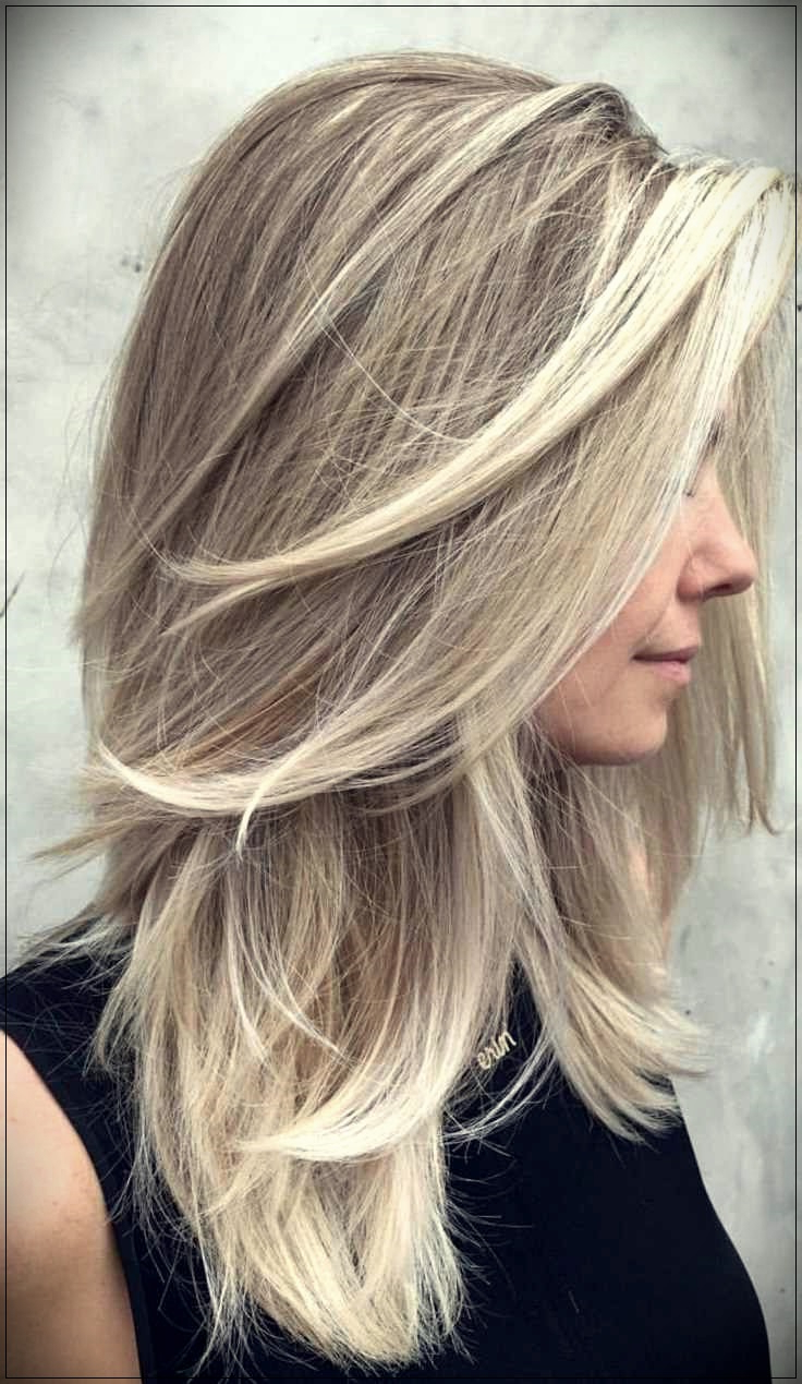 Trendy Haircut Waterfall 2019: Ideas For The Elegant Image Within Latest Straight Across Haircuts And Varied Layers (View 18 of 20)