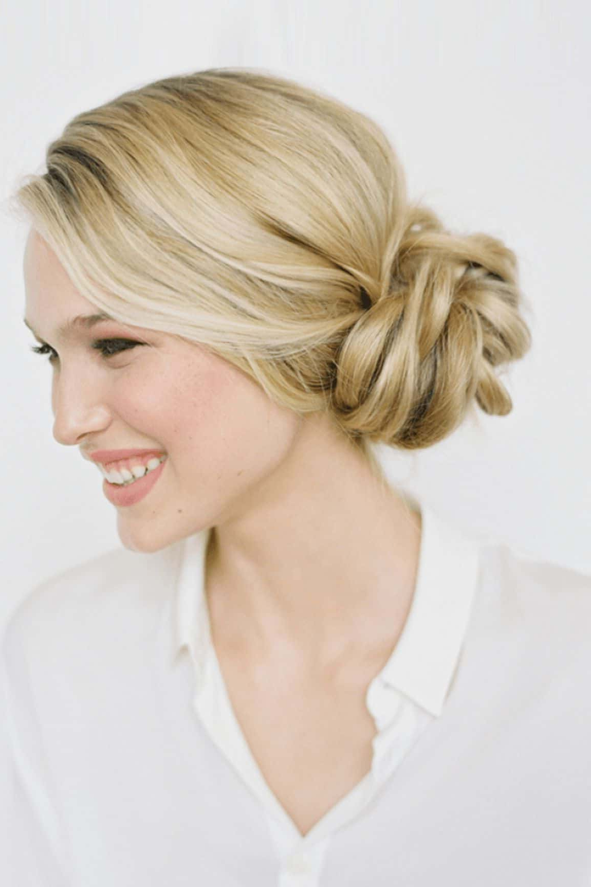 Trendy Side Bun Twined Prom Hairstyles With A Braid Intended For Best 10 Prom Hairstyles That Can Rock The Dance Floor! (View 9 of 20)