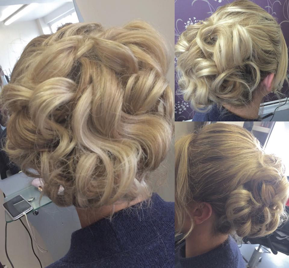 Well Known Big Curly Bun Prom Updos Intended For 69 Best Prom Hairdos To Make You Look The Stunning Best (Gallery 17 of 20)