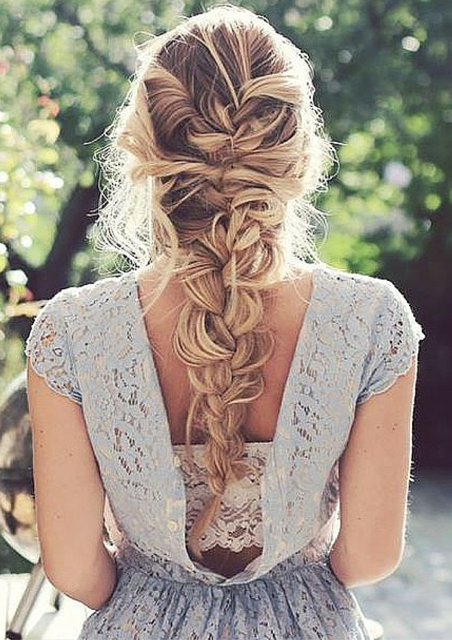 Well Known Blooming French Braid Prom Hairstyles For 10 Super Easy Back To School Hairstyles (View 6 of 20)