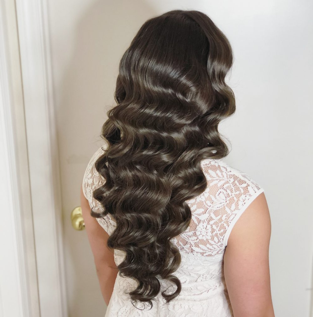 Well Known Cascading Waves Prom Hairstyles For Long Hair For 24 Long Wavy Hair Ideas That Are Freaking Hot In (View 12 of 20)