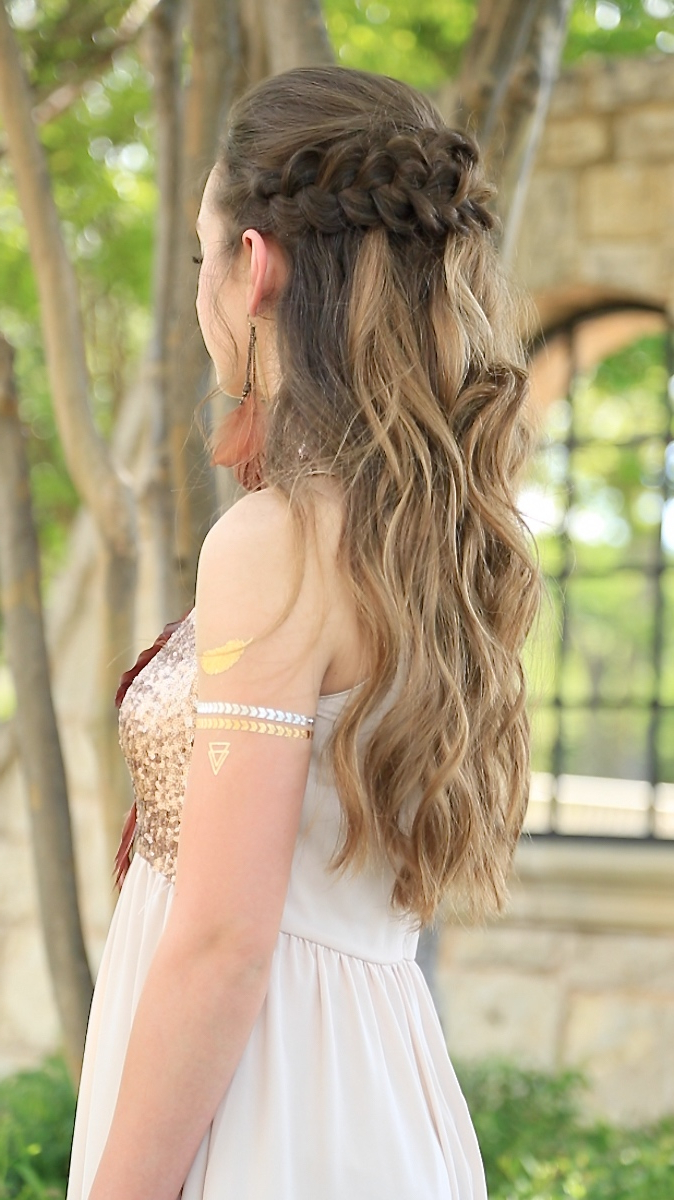 Well Known Dutch Braid Prom Updos With Braided Half Up (View 20 of 20)