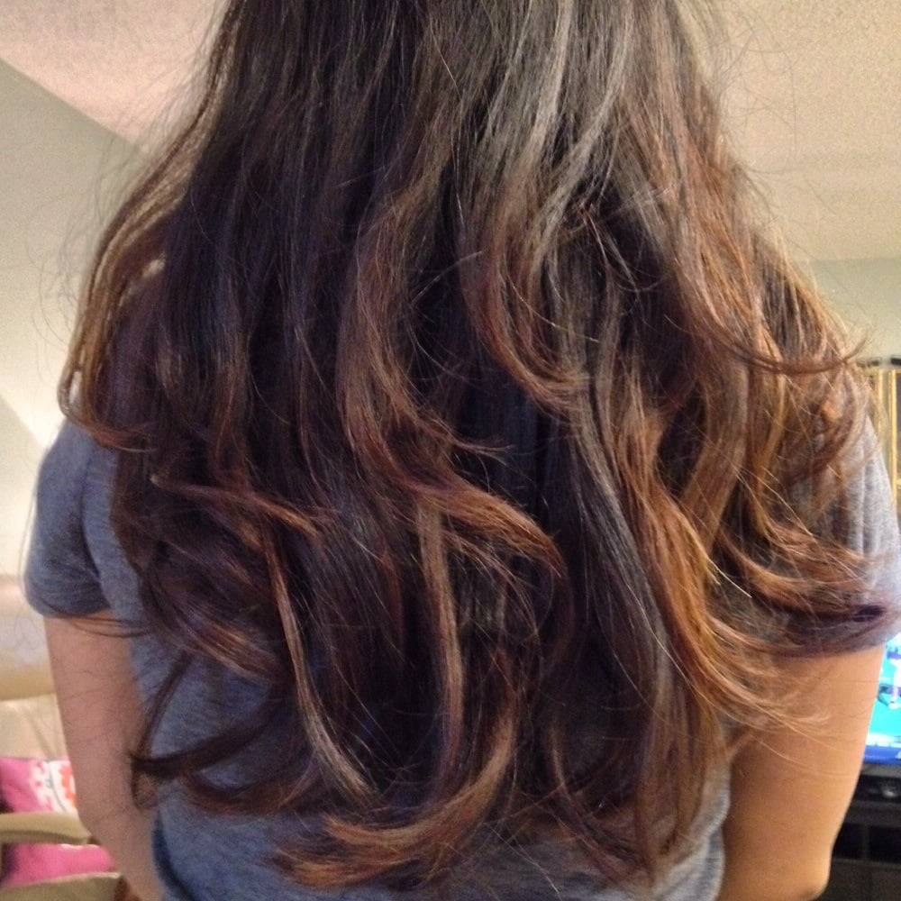 Well Known Full And Bouncy Long Layers Hairstyles With Tiffani Blouin Made My Asian Long Hair Flowy, Bouncy, And Full Of (View 18 of 20)