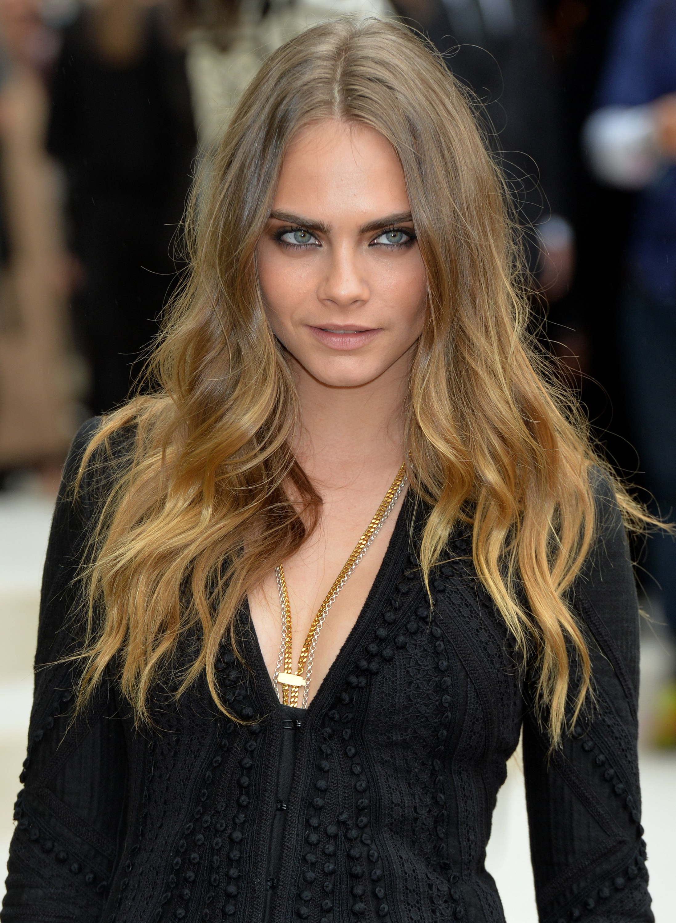 Well Known Long Layered Waves Hairstyles Throughout 40 Best Layered Haircuts, Hairstyles & Trends For  (View 20 of 20)