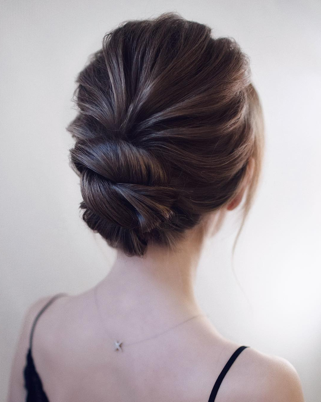 Well Known Low Pearled Prom Updos Inside 10 Updos For Medium Length Hair – Prom & Homecoming Hairstyle Ideas  (View 20 of 20)