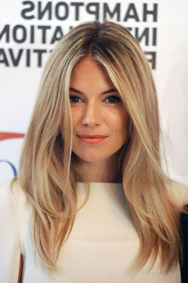 Well Known Straight Layered For Long Hairstyles For 27 Most Glamorous Long Straight Hairstyles For Women – Haircuts (View 19 of 20)