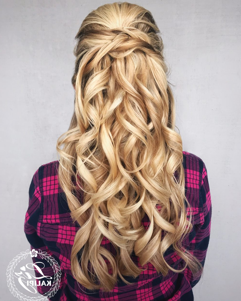 Widely Used Gorgeous Waved Prom Updos For Long Hair Pertaining To 31 Prom Hairstyles For Long Hair That Are Gorgeous In 2019 (Gallery 1 of 20)