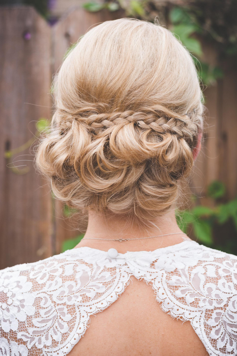 Widely Used Side Bun Prom Hairstyles With Black Feathers For 12 Wedding Hairstyles For Long Hair You'll Def Want To Steal (View 17 of 20)