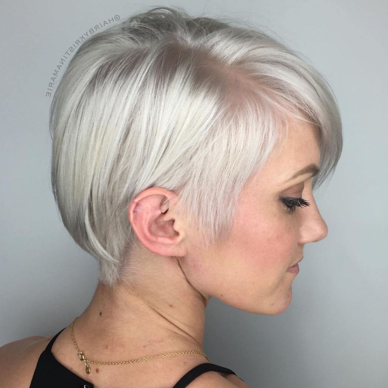 100 Mind Blowing Short Hairstyles For Fine Hair (View 15 of 20)