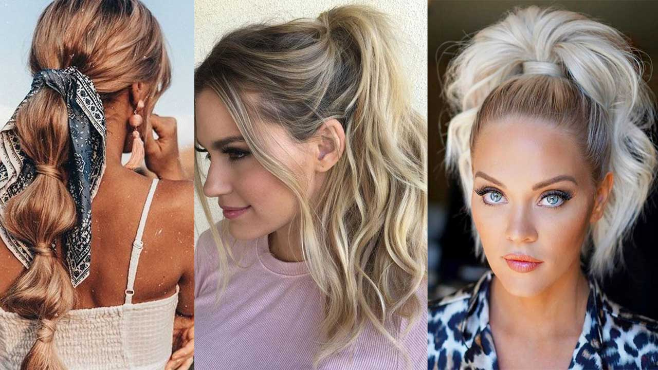 2017 Pearl Crown Ponytail Hairstyles In 25+ Best Ponytail Hairstyles (2019) (View 3 of 20)