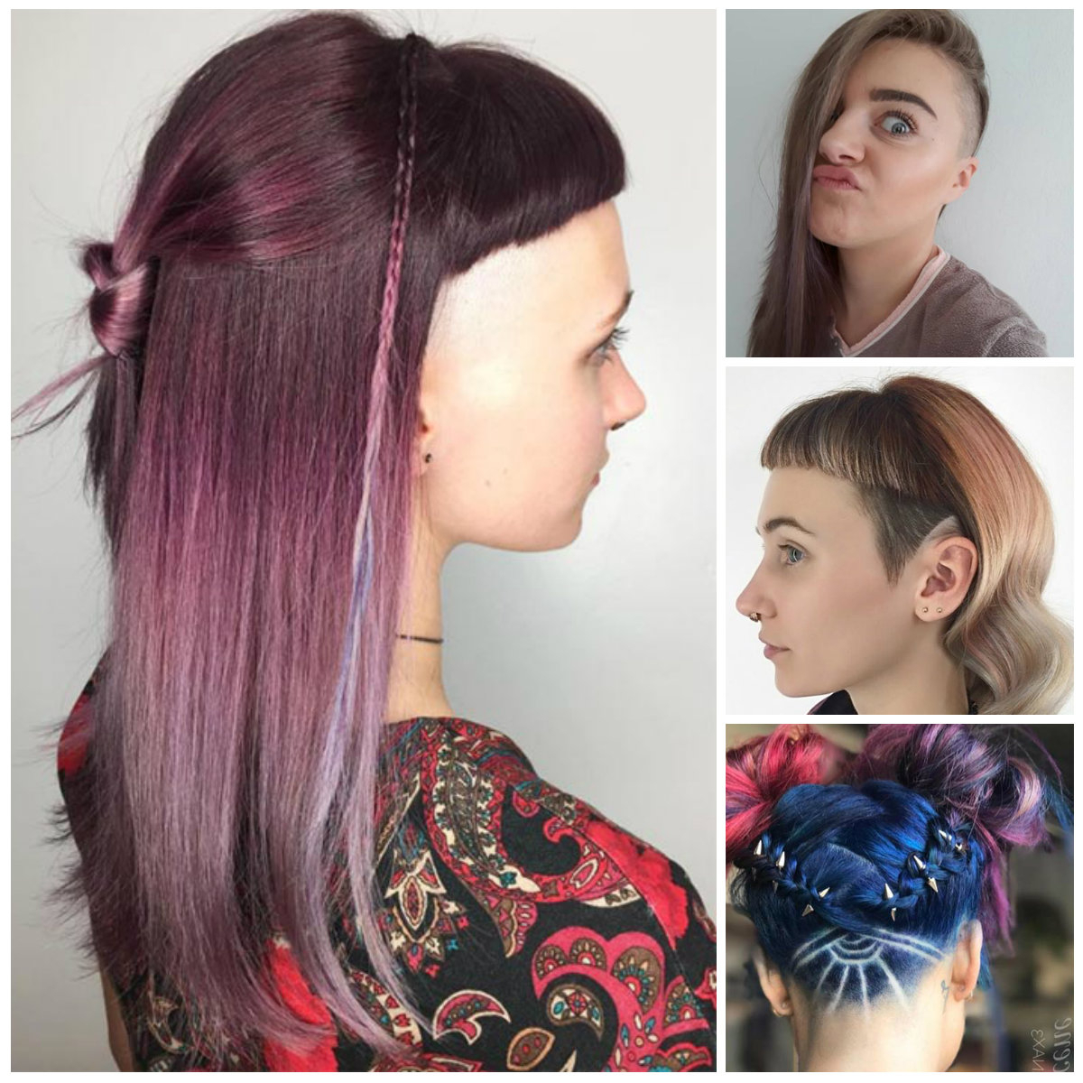 2019 Daring Color And Movement Hairstyles Within 2019 Haircuts, Hairstyles And Hair Colors (View 16 of 20)