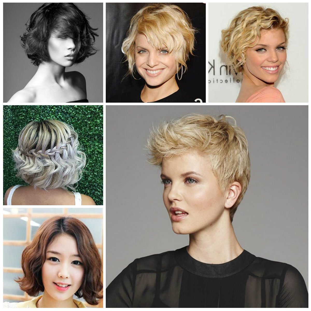 2019 Haircuts, Hairstyles And Hair Colors With Regard To Latest Ravishing Raven Waves Hairstyles (View 13 of 20)