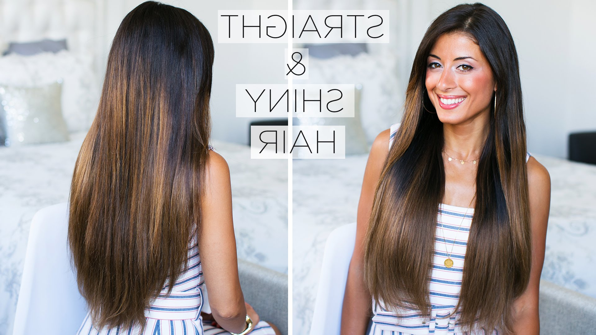 2020 Sleek Straight Layered Haircuts With Regard To 21 Great Layered Hairstyles For Straight Hair 2019 – Pretty Designs (View 3 of 20)