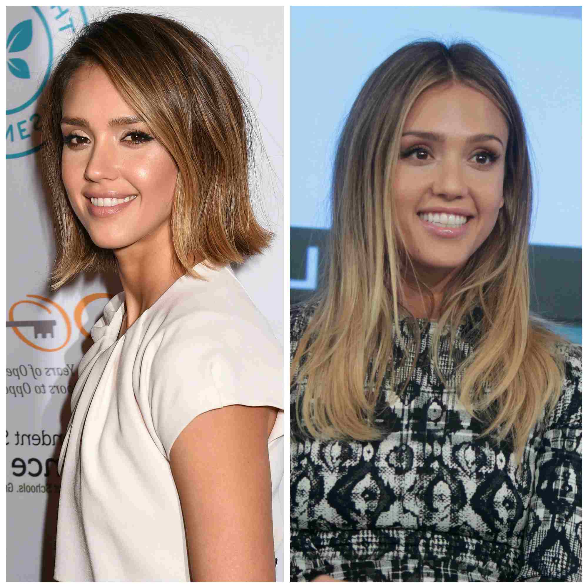 22 Medium Length Hairdos Perfect For Thick Or Thin Hair Within Most Up To Date Deep Side Part Hairstyles For Oblong Face (Gallery 15 of 20)