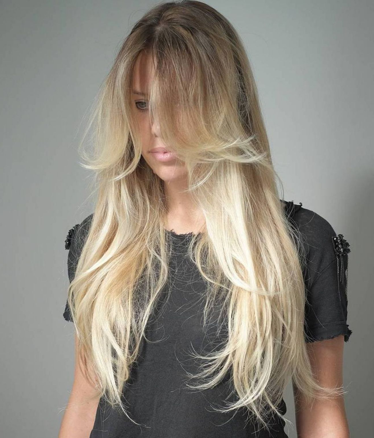 40 Long Hairstyles And Haircuts For Fine Hair In (View 13 of 20)