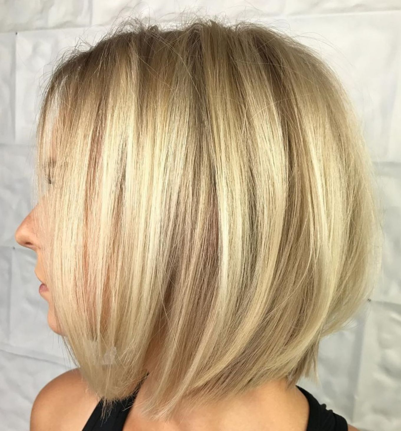 60 Beautiful And Convenient Medium Bob Hairstyles In 2019 (Gallery 8 of 20)