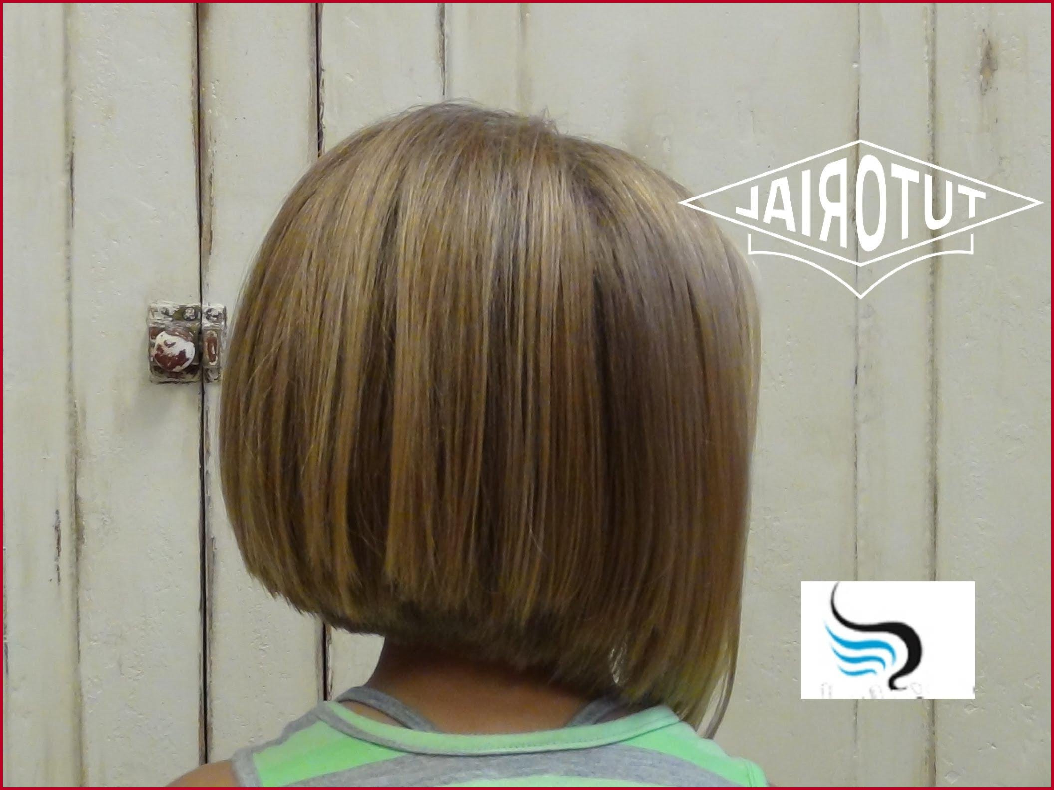 A Line Bob Haircuts 63806 Little Girl Bob Haircut Adorable A Line Regarding Trendy Cute A Line Bob Hairstyles With Volume Towards The Ends (View 8 of 20)