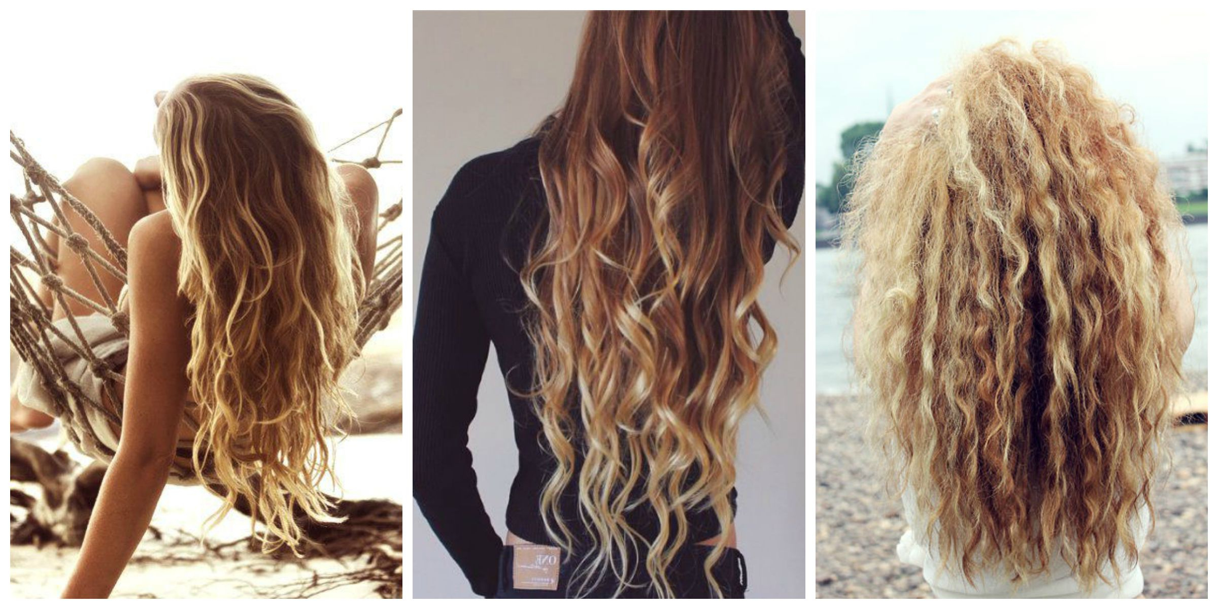 Beach Waves Hair: The #1 Summer Hairstyle Trend Intended For Current Beach Waves Hairstyles (View 9 of 20)