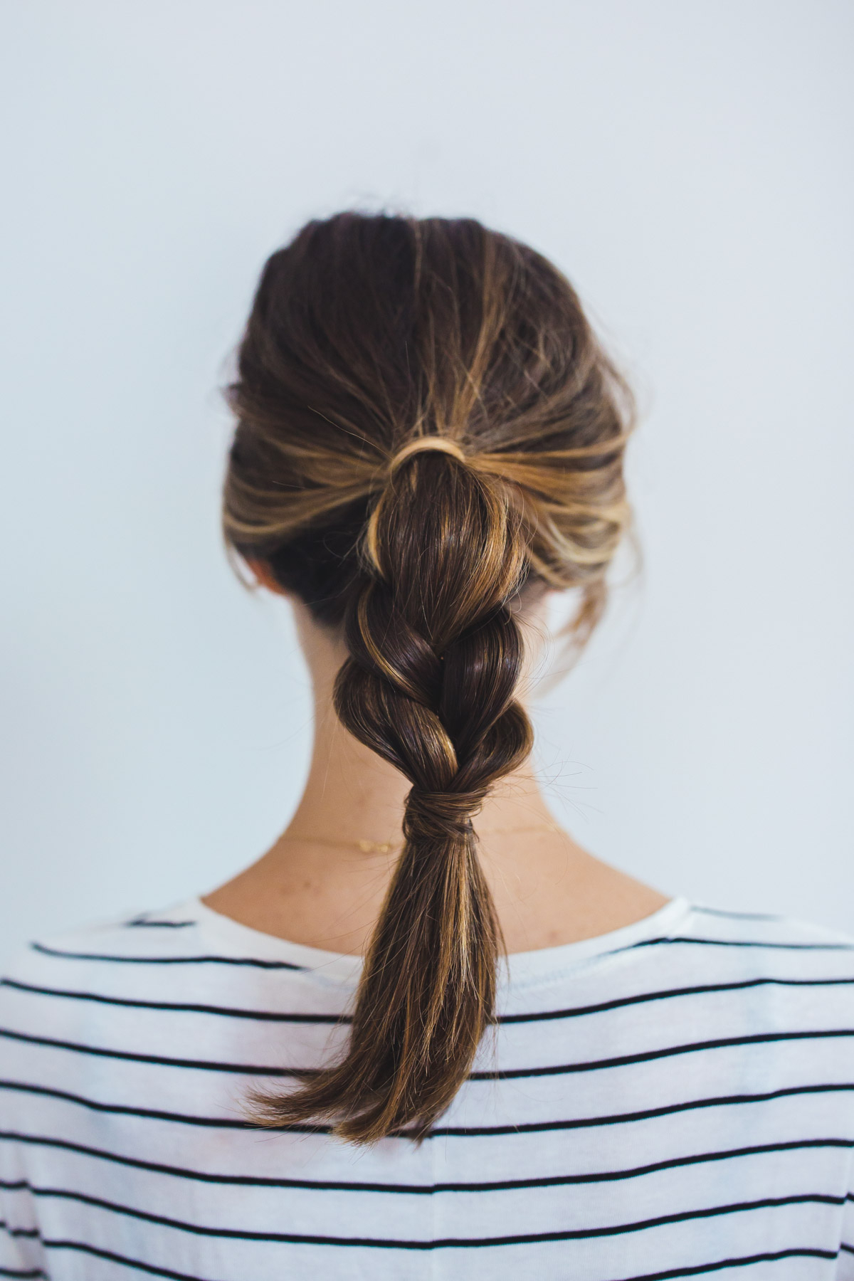 Beauty Blog In Famous Banded Ponytail Hairstyles (View 7 of 20)