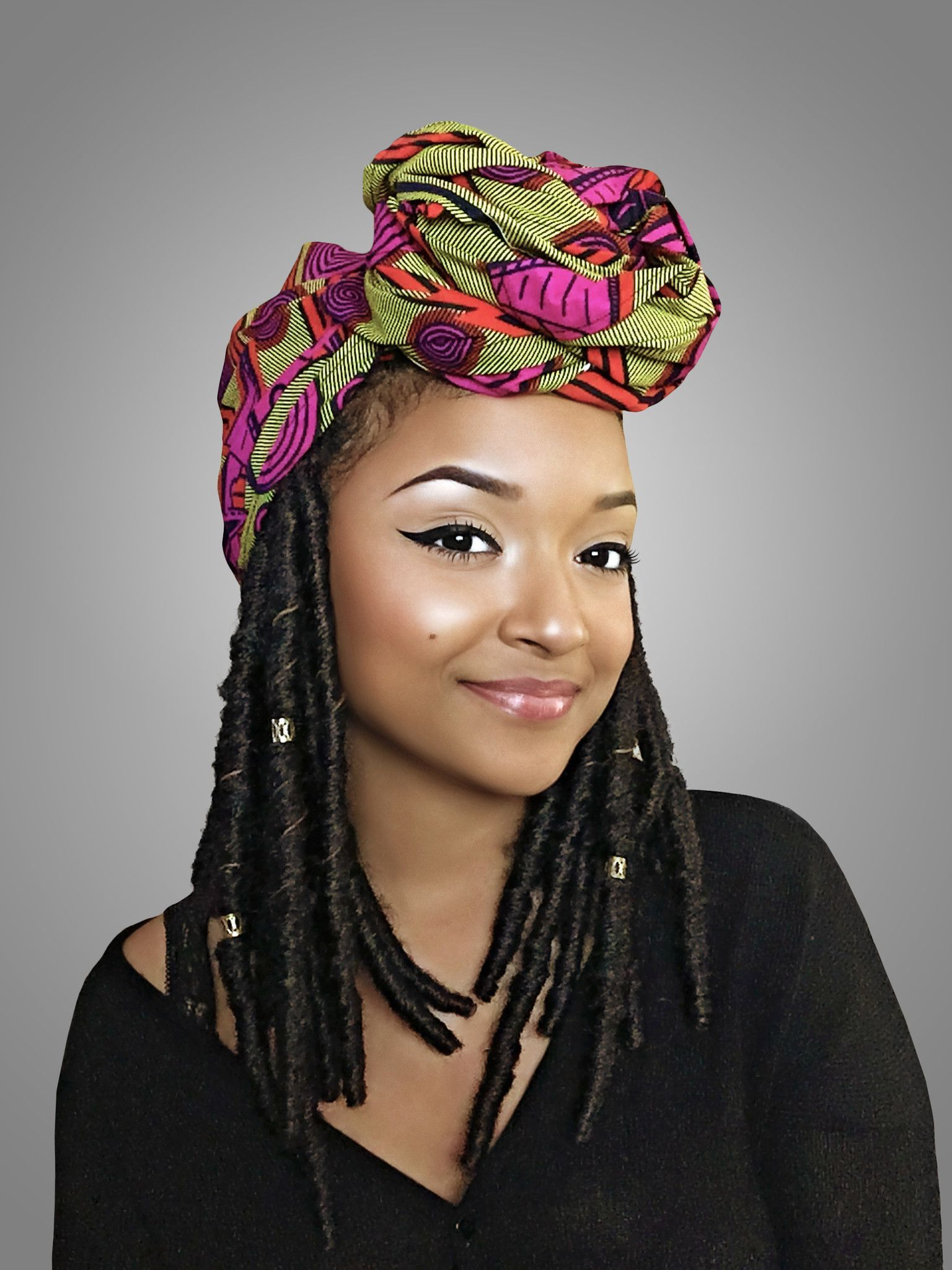 Best And Newest Braided Headwrap Hairstyles Pertaining To Kiani Best Selling Head Wrap In (View 4 of 20)