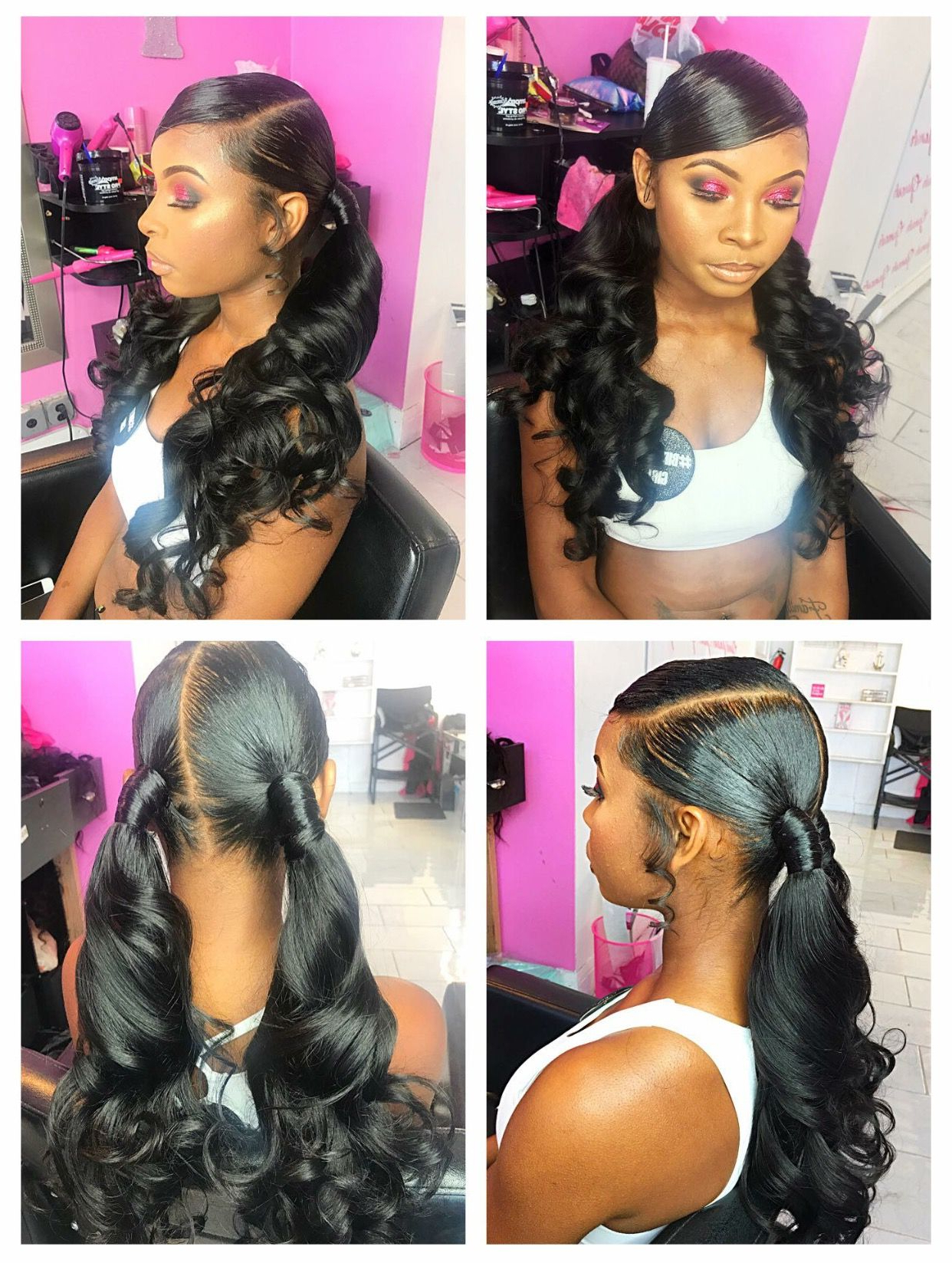 Black Hairstyles (View 17 of 20)