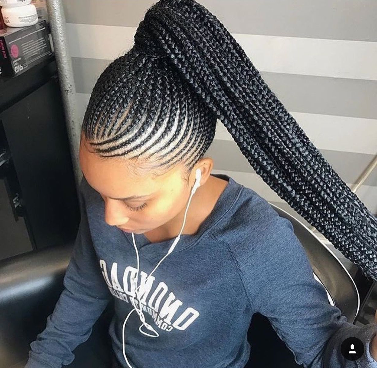 Braids✨ In  (View 8 of 20)