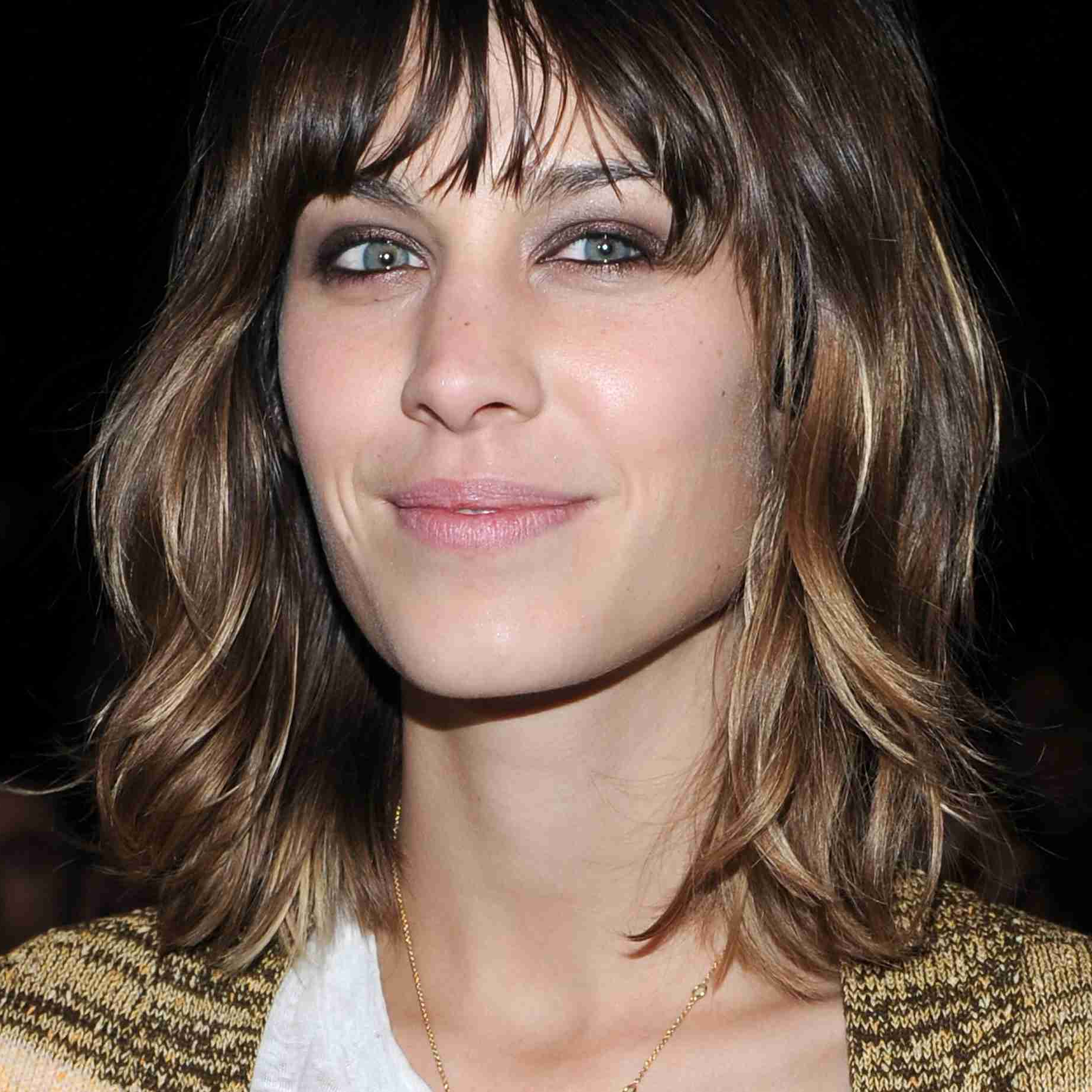 Can't Miss Shag Haircuts, From Short To Long With Most Current Medium Shag Hairstyles With Long Side Bangs (View 6 of 20)