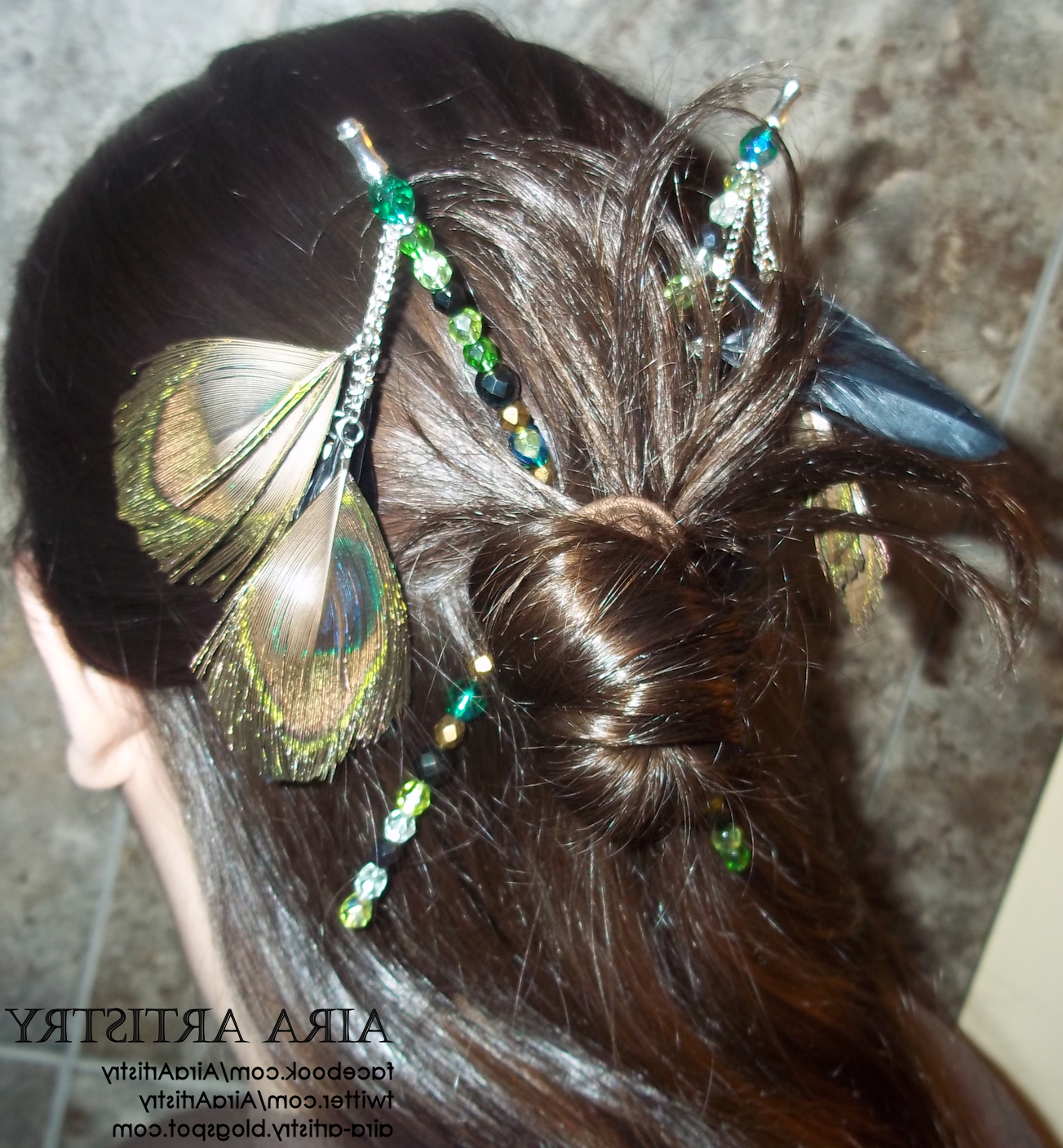 Crafty Ideas (hair Accessories (View 3 of 20)